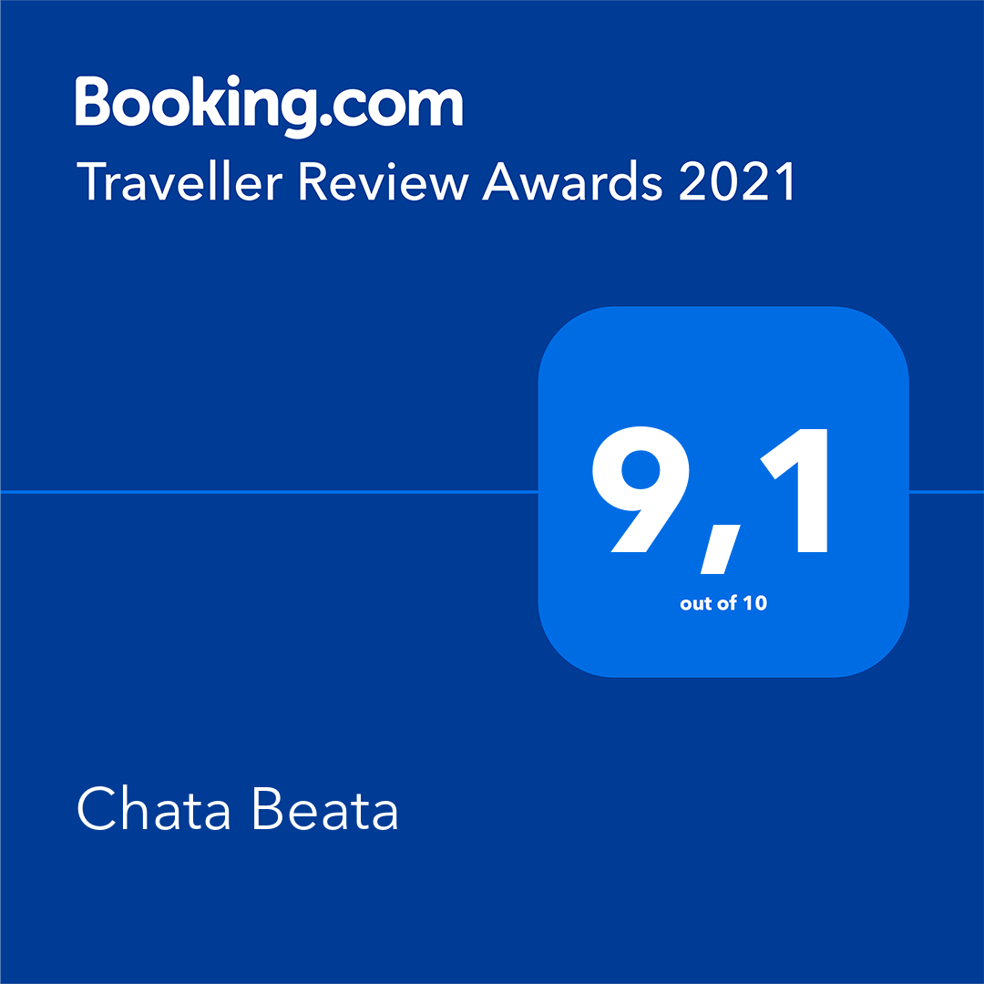 Booking.com Awards 9.1