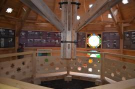 muzeum Vápenka uvnitř