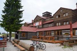 restaurace Kolínská bouda