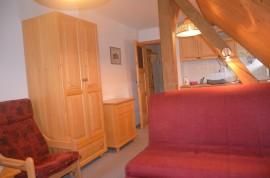 apartmán č. 3 – 4lůžkový s pokojíkem