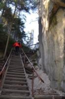 samé schody