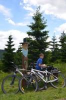 na kole po Pohádkové cestě