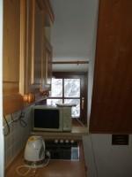 Apartmán č. 3 kuchyň